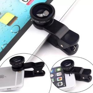 Used, Universal lenses for phone camerasBoutique for sale